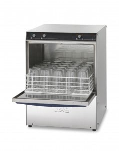 Glass washer lease and rental provided by Bob Rudd